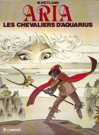 Aria : Les Chevaliers d'Aquarius #4 [1984]