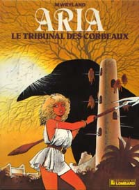 Aria : Le Tribunal des corbeaux [#7 - 1986]