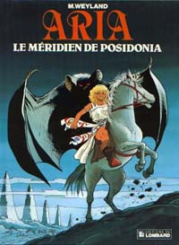 Aria : Le Méridien de Posidonia #8 [1987]