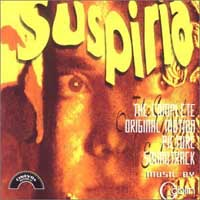 Suspiria: The Complete Original Motion Picture Soundtrack