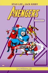 Les Vengeurs : Avengers : l'intégrale  1963/1964 #1 [2006]