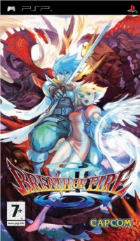 Breath of Fire III : Breath of Fire - PSP
