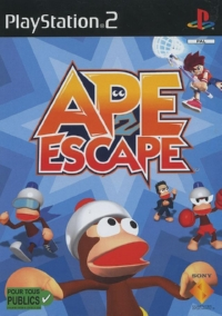 Ape Escape 2 [2003]