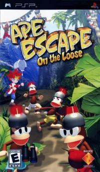 Ape Escape P : Ape Escape on the Loose - PSP
