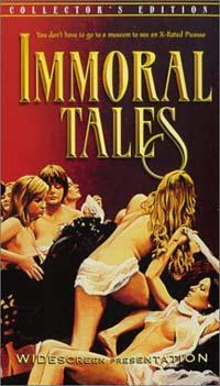Comtesse Erzebeth Bathory : Contes Immoraux [1974]