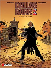 Dallas Barr : Nouvelle Lune #4 [2005]