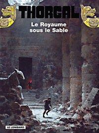 Thorgal : Le royaume sous le sable [#26 - 2001]