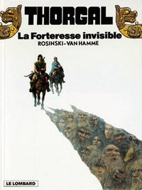 Thorgal : La Forteresse invisible [#19 - 1993]