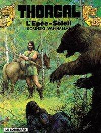 Thorgal : L'Epée-Soleil #18 [1992]