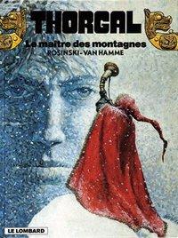 Thorgal : Le maître des montagnes [#15 - 1989]