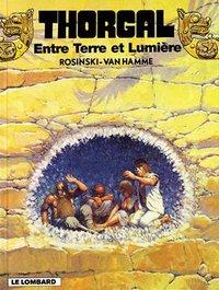 Thorgal : Entre terre et lumière [#13 - 1998]