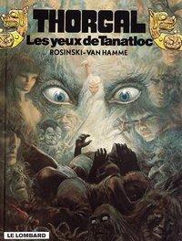 Thorgal : Les Yeux de Tanatloc #11 [1990]