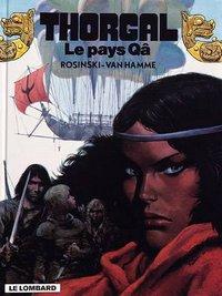 Thorgal : Le Pays Qâ #10 [1990]