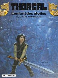 Thorgal : L'enfant des étoiles #7 [1990]
