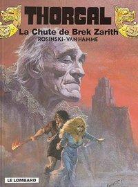 Thorgal : La chute de Brek Zarith #6 [1996]