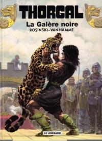 Thorgal : La Galère noire #4 [1982]