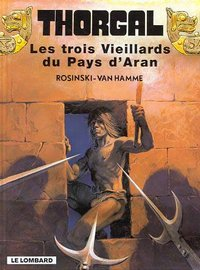 Thorgal : Les Trois vieillards du pays d'Aran #3 [1990]
