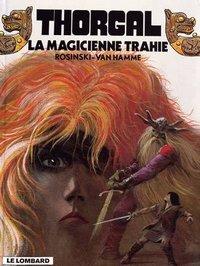 Thorgal : La Magicienne trahie #1 [1980]