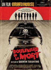 Grindhouse : Boulevard de la mort [2007]