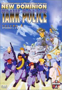 New Dominion Tank Police [#1 - 2001]