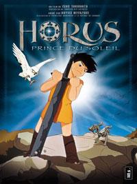 Horus, prince du soleil - édition Collector 2DVD