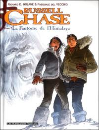 Russell Chase : Le fantôme de l'Himalaya [#2 - 2006]