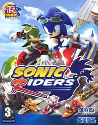 Sonic Riders [#1 - 2006]