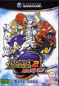Sonic Adventure 2: Battle [#2 - 2002]