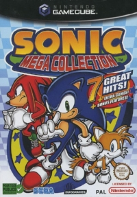 Sonic Méga Collection [2003]