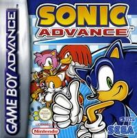 Sonic Advance #1 [2002]