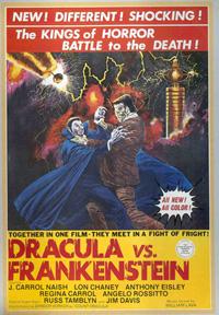 Dracula vs Frankenstein [1971]