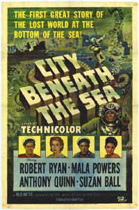 La Cité sous la Mer [1954]