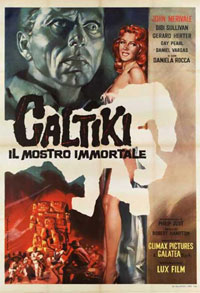 Caltiki, le monstre immortel [1959]