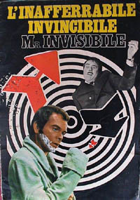 L'Homme invisible : Mister Superinvincible [1970]