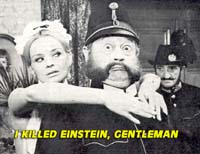 I Killed Einstein, Gentlemen [1972]