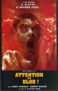 Le Blob : Attention au Blob [1972]