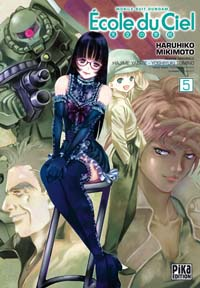 Mobile Suit Gundam : Ecole du ciel [Tome 5 - 2006]