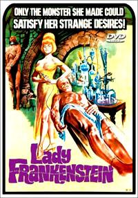 Lady Frankenstein - cette obsédée sexuelle [1972]