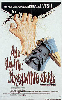And Now the Screaming Starts [1973]