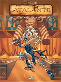 Atalante : Les Mystères de Samothrace [#3 - 2003]