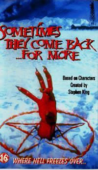 Vengeance diabolique : Le Diable des Glaces #3 [2000]