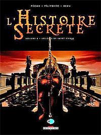 L'Histoire secrète Saison 1 : Les clés de Saint Pierre [#4 - 2006]