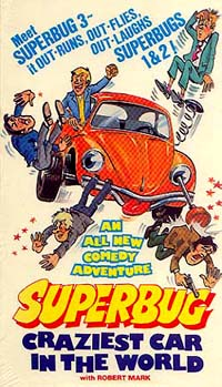 Choupette, La Coccinelle : Superbug [1975]