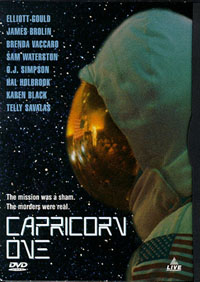 Capricorn One - Blu-ray