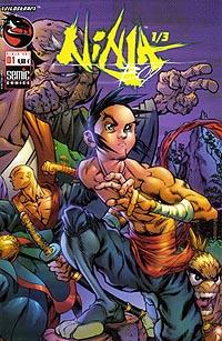 Ninja Boy [#1 - 2002]