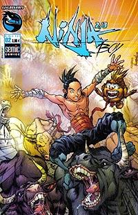 Ninja Boy [#2 - 2002]