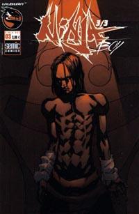 Ninja Boy [#3 - 2002]