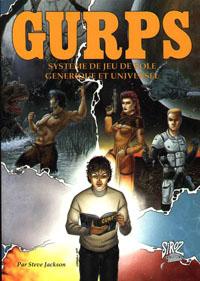 GURPS 3ème édition : GURPS Règles de base, seconde édition française