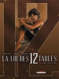 Asphodèle : La Loi des 12 tables :Volume deuxième [#2 - 2006]
