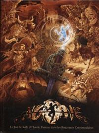 Les Crépusculaires : Agone - Le jeu de rôle [1999]